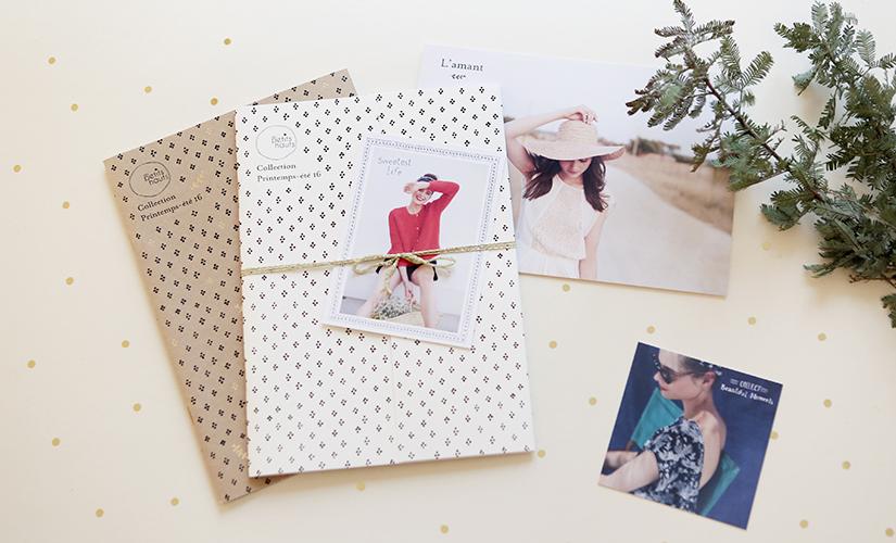 Catalogue boutique