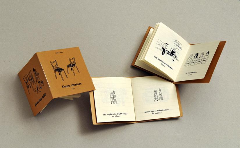 3 mini livres illustrés